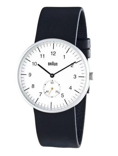 Braun Men's Analog Watch