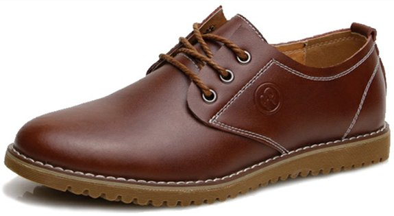 casual shoe for men - Oxfords Leather Shoes