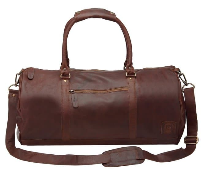 gym bags for men - mahi leather