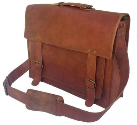 leather messenger bags for office use