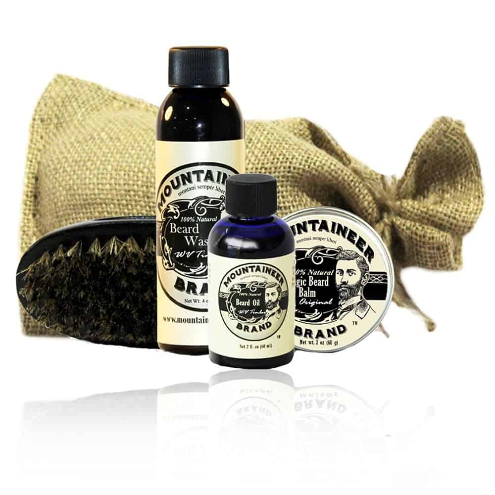 Mountaineer Beard Grooming Kit